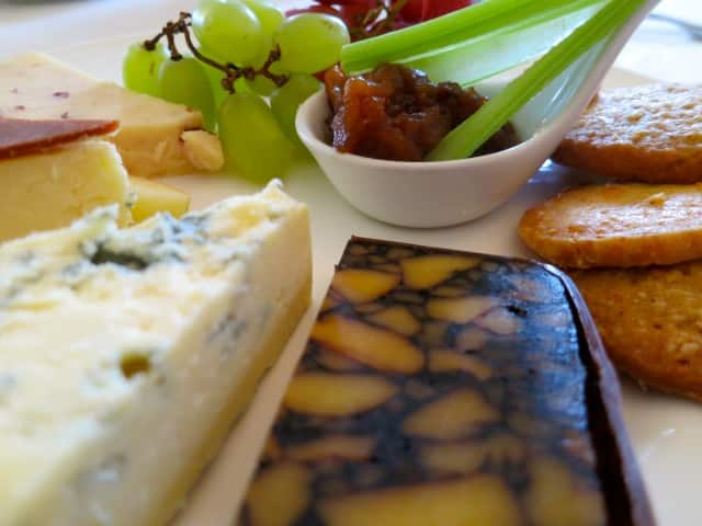 Irish Cheese Plate
