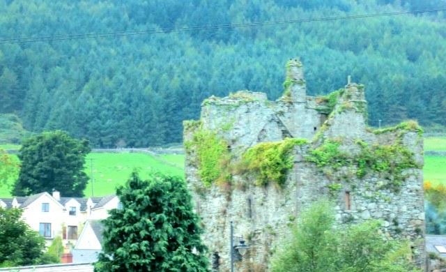 Medievil Town of Carlingford Ireland