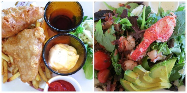 Entrees at The Hotel Hershey's Harvest