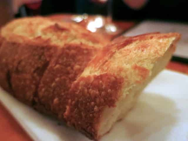 Crispy Bread Au Pied de Cochon Montreal