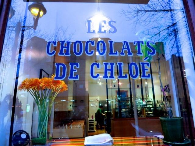 Les Chocolates de Chloe in Montreal Canada