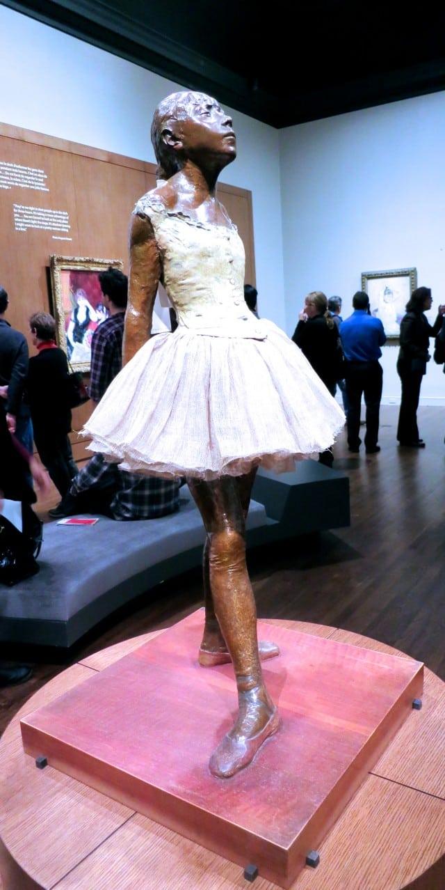 Degas' Little Dancer Long Weekend in Montreal