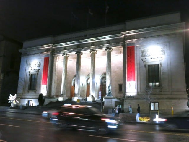 Beaux Art Museum in Montreal Canada