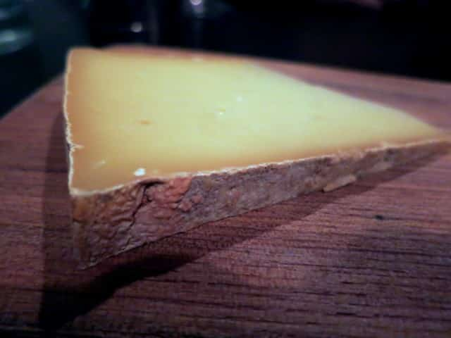 Cheese at Pastaga in Montreal Canada