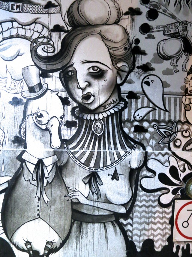 Montreal Street Art Long Weekend in Montreal