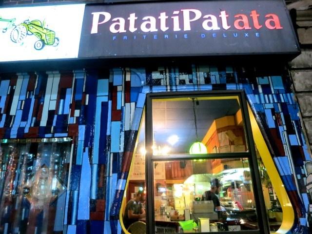 Patati Patata in Montreal Canada