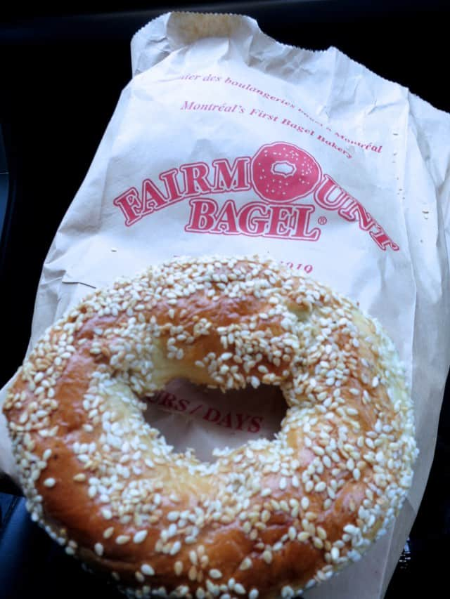 Fairmount Bagel in Montreal Canada
