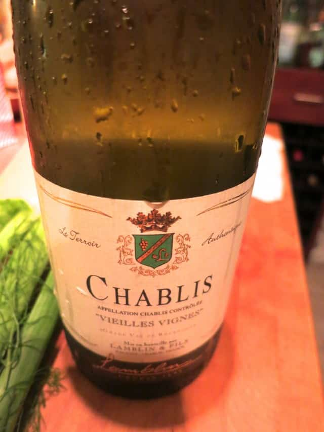 Chablis Feast of the Eleven Fishes Philadelphia