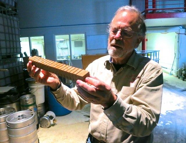 Richard Carey, Winemaker at Tamanend Winery Pennsylvania Wine Country
