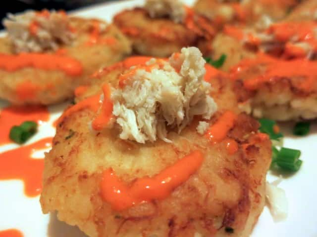 Risotto Lump Crab and Red Pepper Sauce Feast of the Eleven Fishes Philadelphia