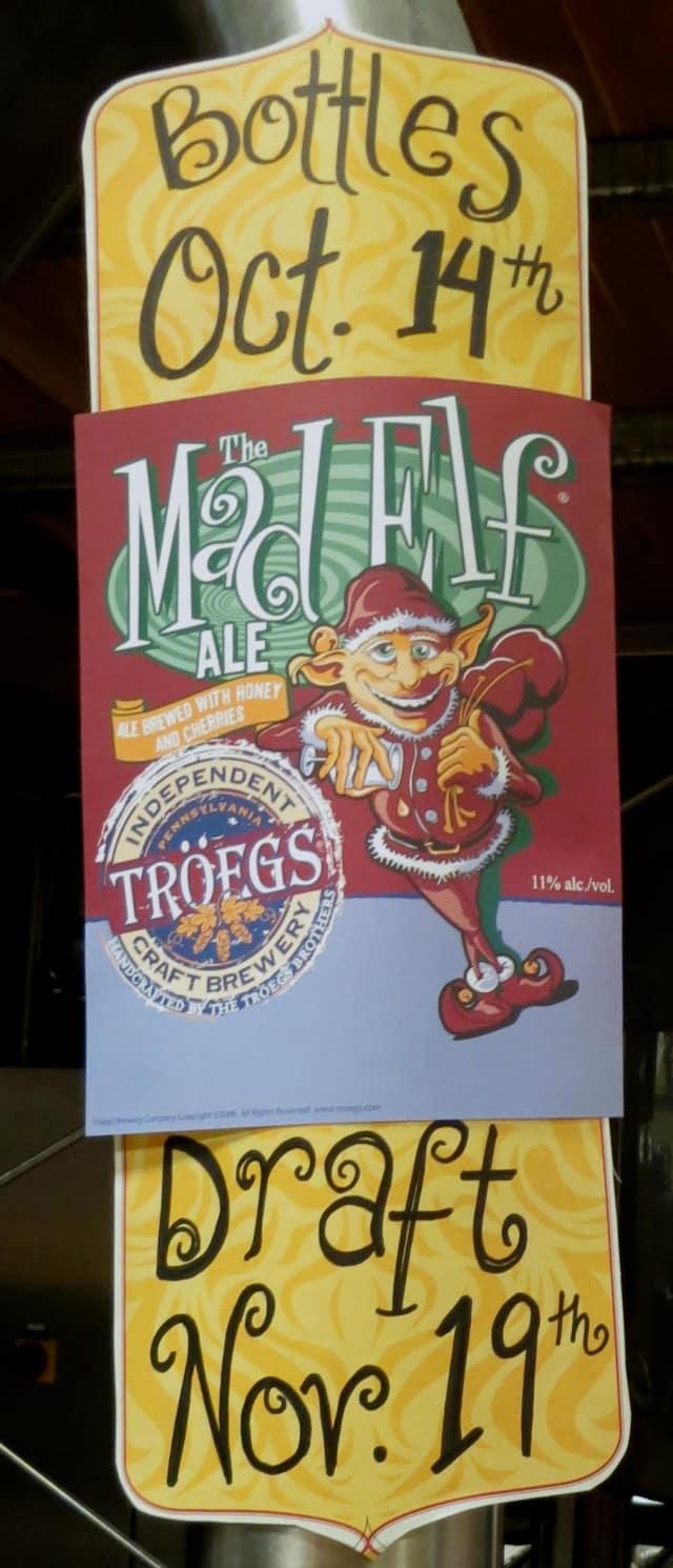 Tis the Season for Mad Elf Pennsylvania Wine Country
