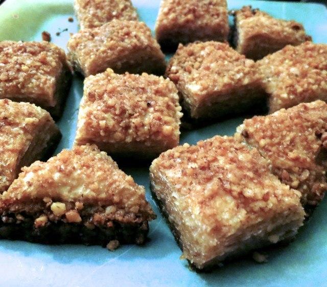 Karl's Homemade Baklava