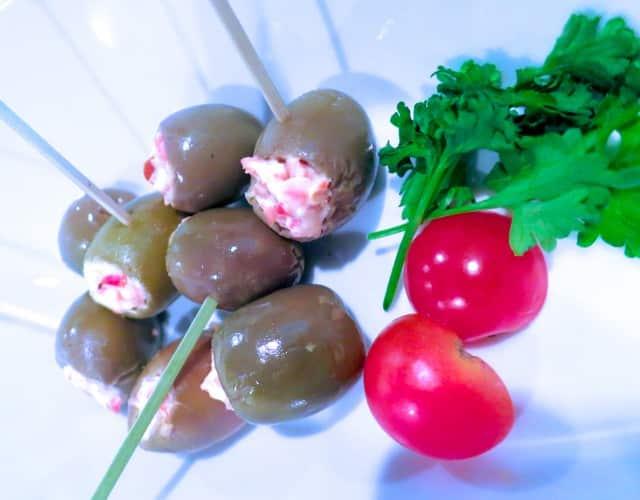 Hot Dog Olives