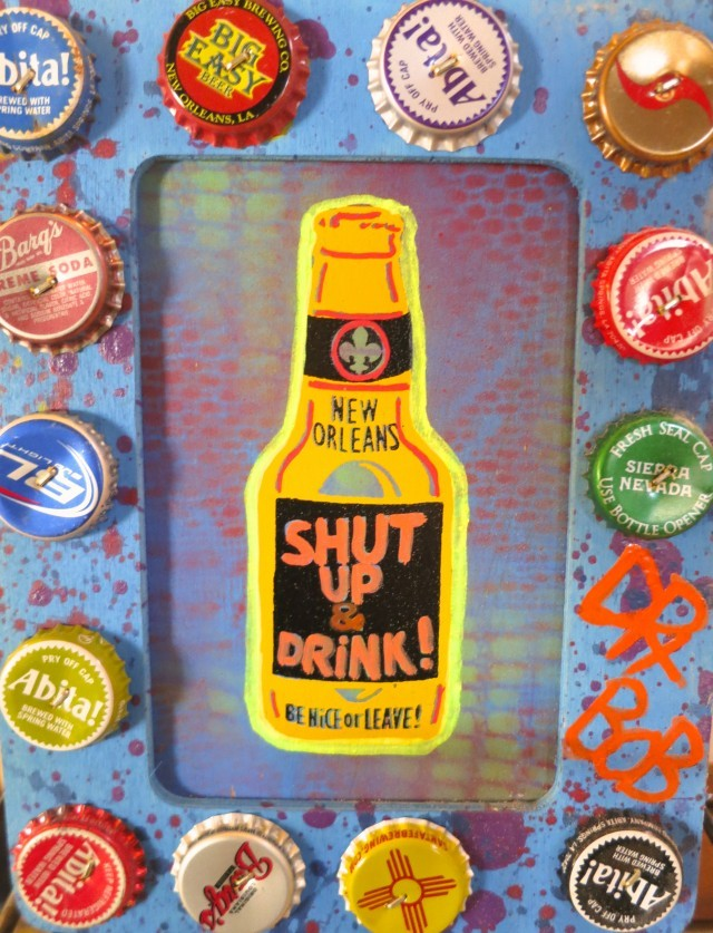 Shut Up and Drink by Dr. Bob