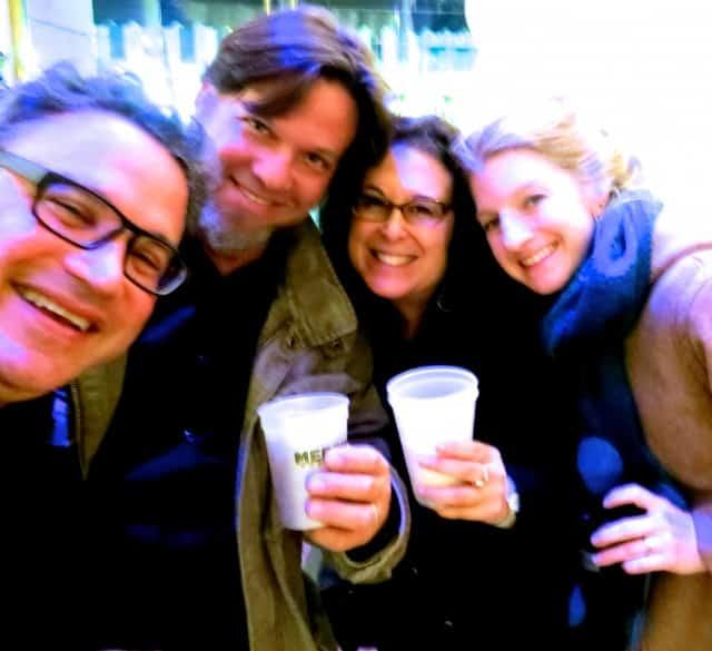 Traveling with Friends - Daryl, Karl, Mindi and Heidi