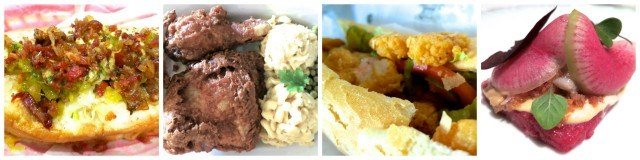 New Orleans Food from Hot Dogs to Fried Chicken to Po Boys to a Fine Dining