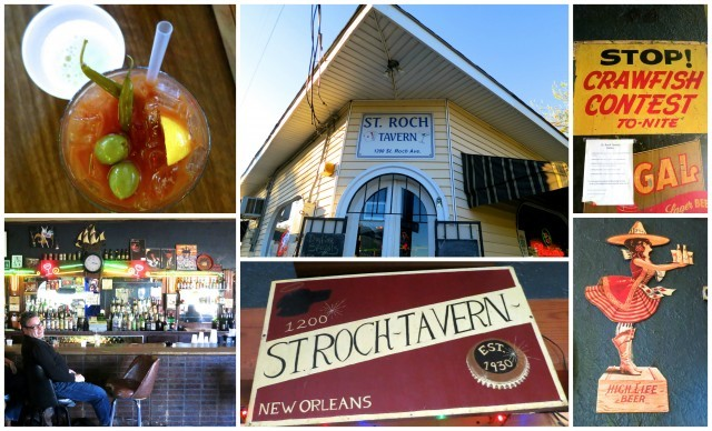 St. Roch Tavern New Orleans Bywater Neighborhood in New Orleans 2foodtrippers
