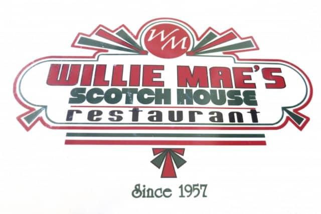 Willie Mae's Scotch House