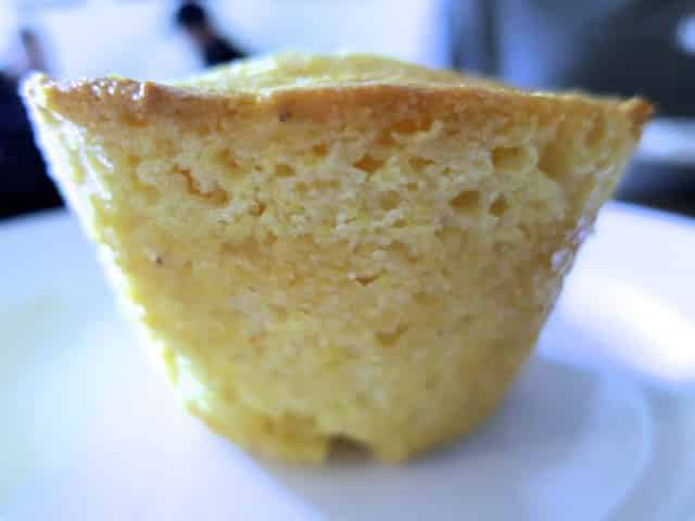 Corn Bread Muffin Willie Mae's in New Orleans