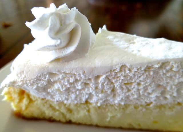 Key Lime Pie at Willie Mae's Scotch House in New Orleans Louisiana