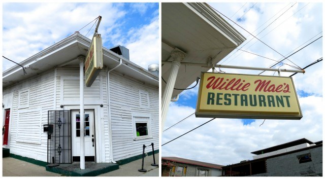 Willie Mae's Scotch House in New Orleans Louisiana