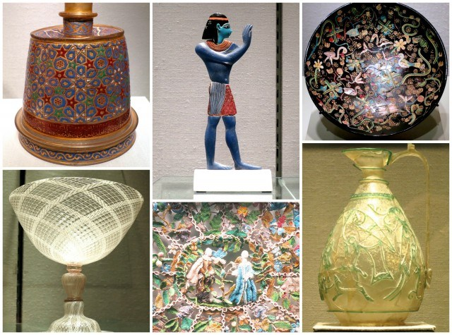 Cool Historic Pieces at The Corning Museum of Glass