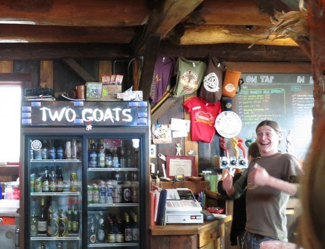 Beer Break at Two Goats Brewing 5 Tasting Spots in the Finger Lakes 2foodtrippers