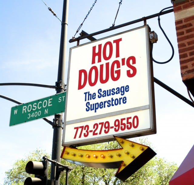 Hot Doug's - The Sausage Superstore in Chicago