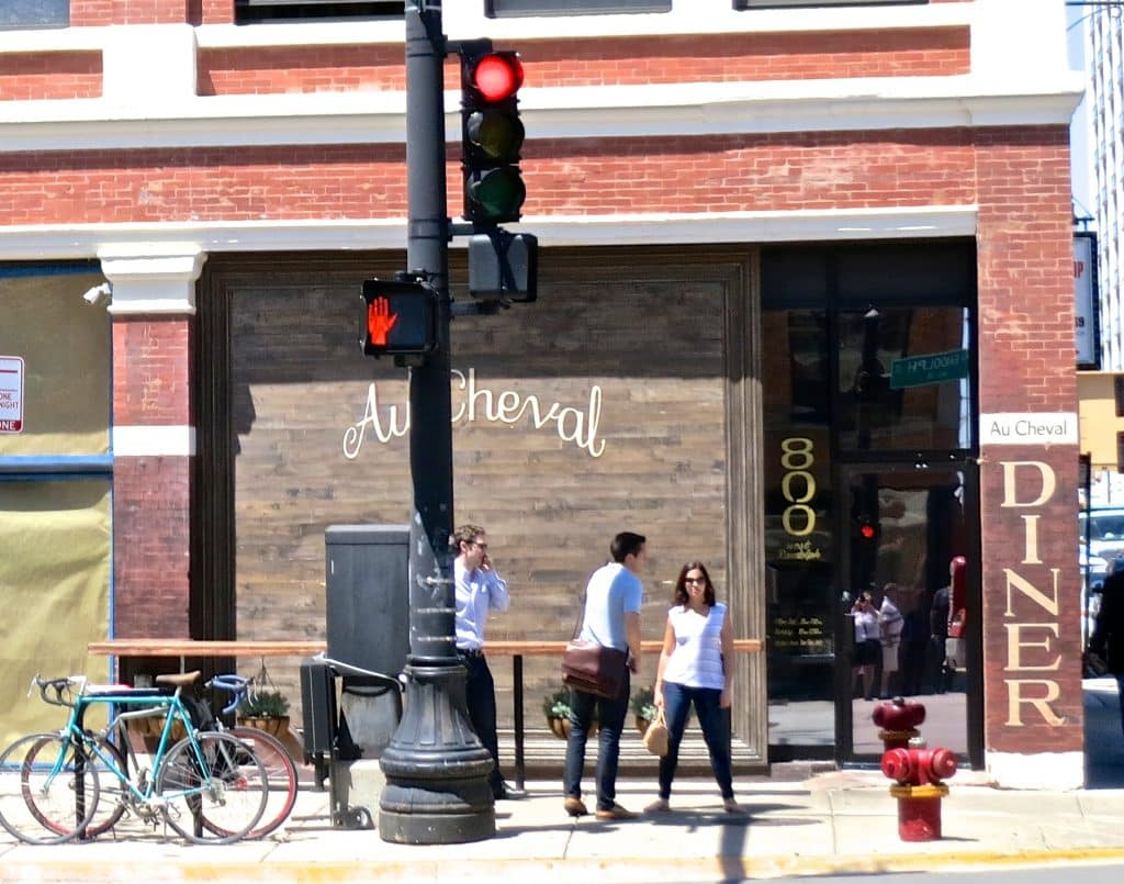 Au Cheval in Chicago Illinois