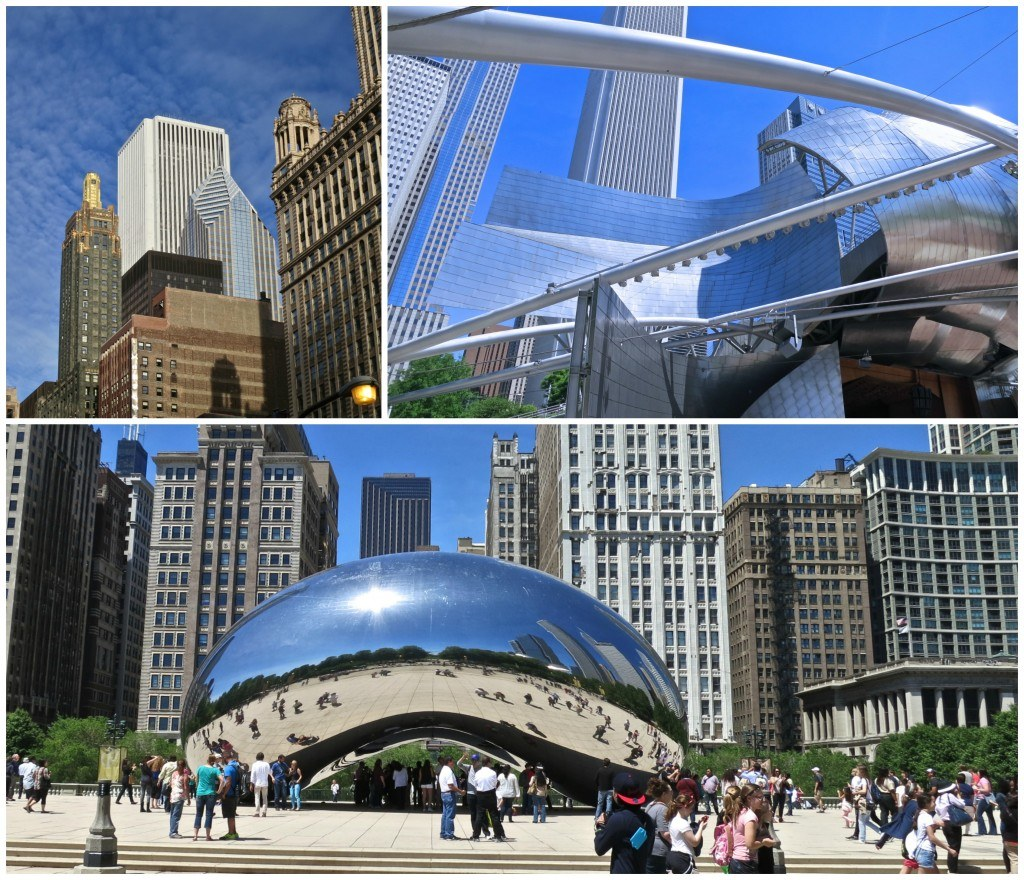 Chicago Architecture - Top 5 Reasons to Visit Chicago