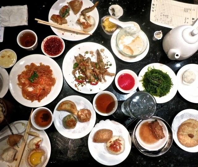 Dim Sum Feast at Ping Pang Pong in Las Vegas