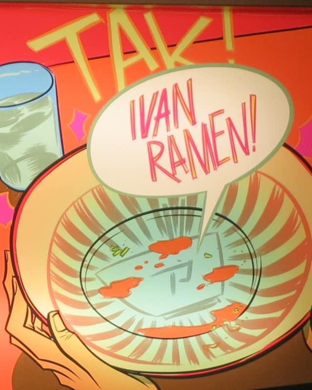 Ivan Ramen in New York