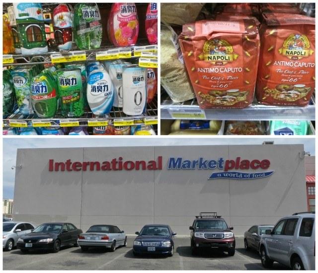 International Marketplace in Las Vegas