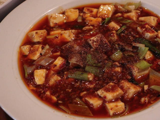 Spicy Sichuan Food at Han Dynasty in Philadelphia. Cina Memories