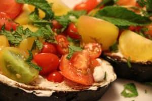 Tomato Tartine Recipe