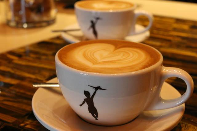Storyville Cappuccino in Seattle
