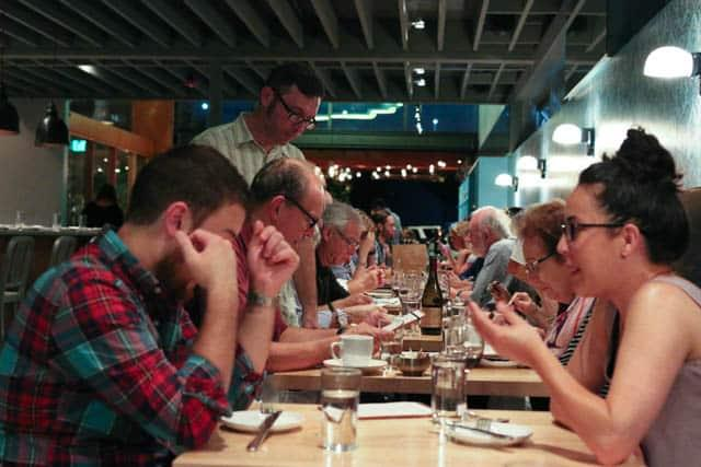 Dinner at Joule in Seattle - Great Food, Great Conversations