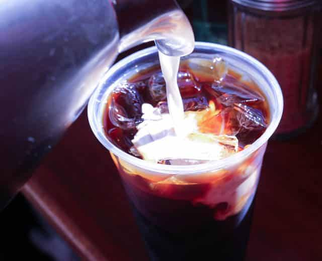 Cold Brew at Victrola Coffee Roasters in Seattle Washington