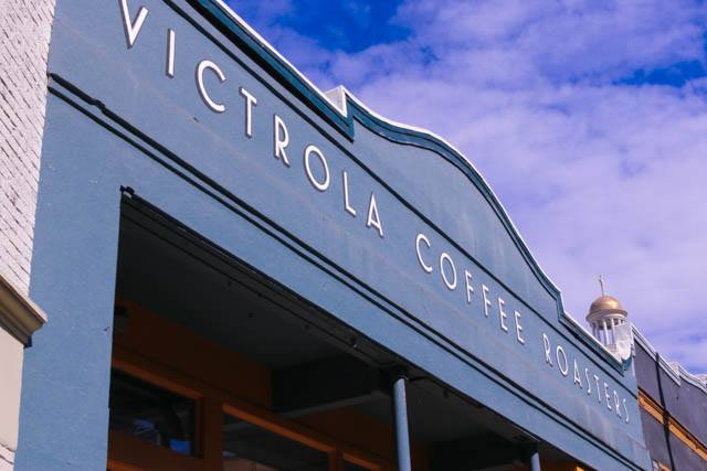 Victrola Coffee Roasters in Seattle Washington