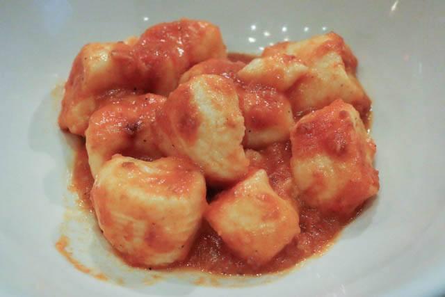 Gnocchi at Lupa Osteria Romana in New York City