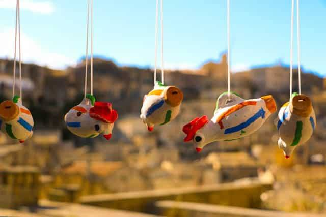 Birds of Matera Whistles Souvenirs 2foodtrippers