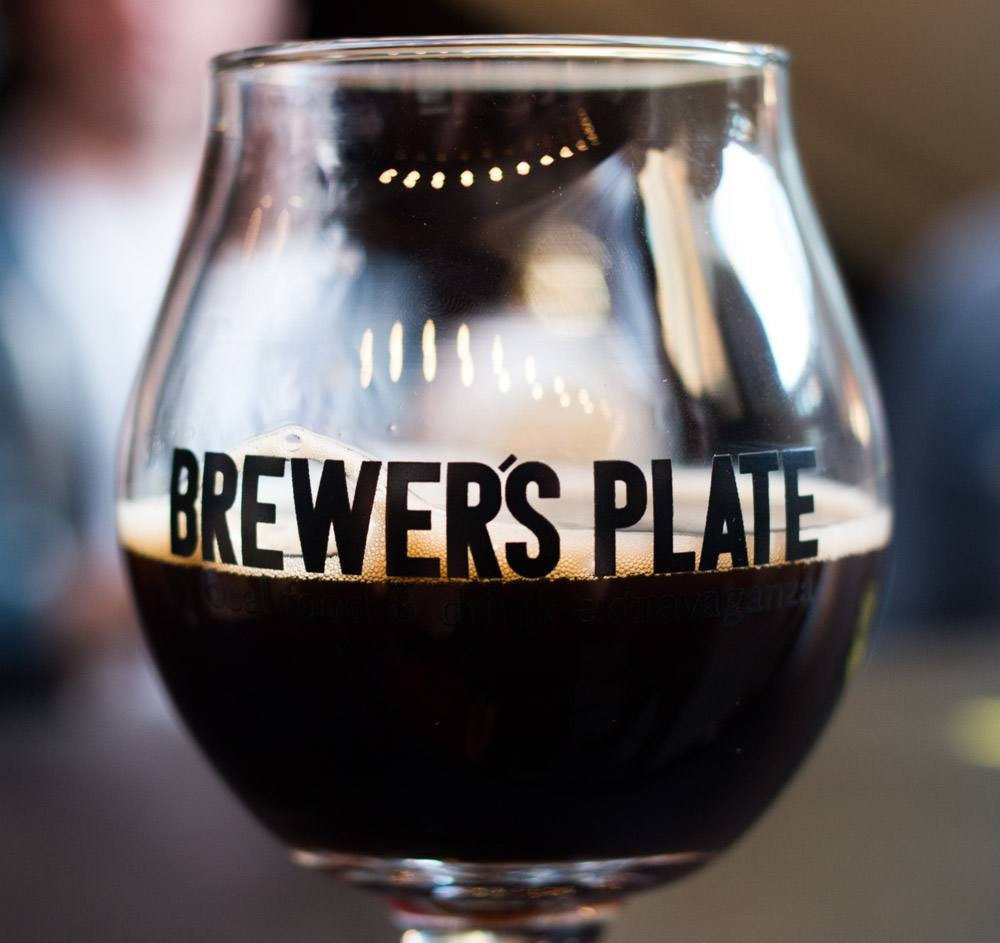 Brewer's Plate 2015 in Philadelphia Pennsylvania