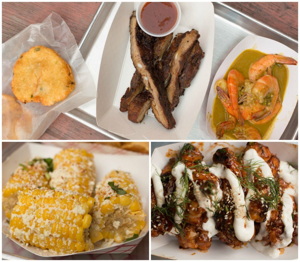 Our meal at Lolo's Seafood Shack was full of hits and no misses. We especially enjoyed the jerk ribs and smoked wings. New York Quickie - Holiday Edition