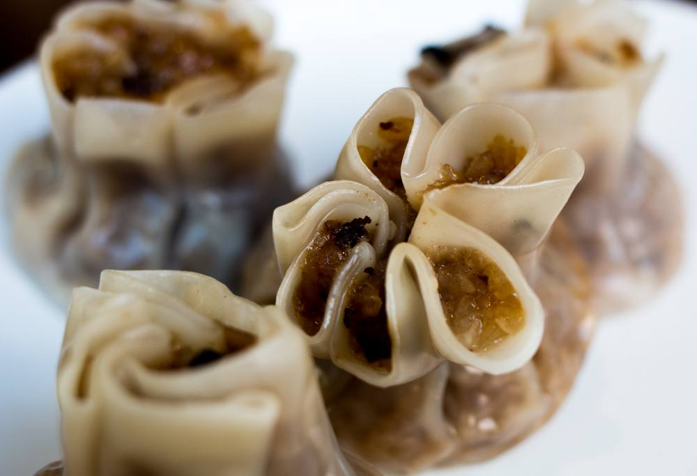 Shao Mai Dumplings Dumpling Love and the 2015 Chef One New York City Dumpling Festival