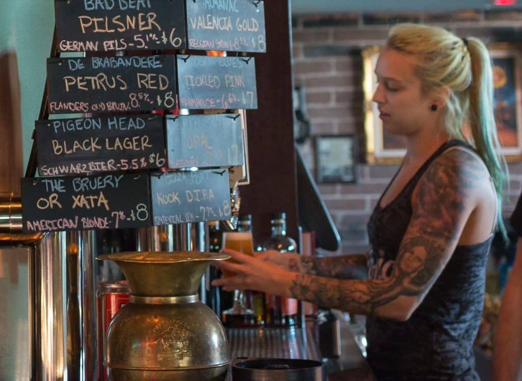 Although Atomic Liquors is the oldest free-standing bar in Las Vegas, the bar has a modern feel that is quintessentially Las Vegas. las vegas off the strip