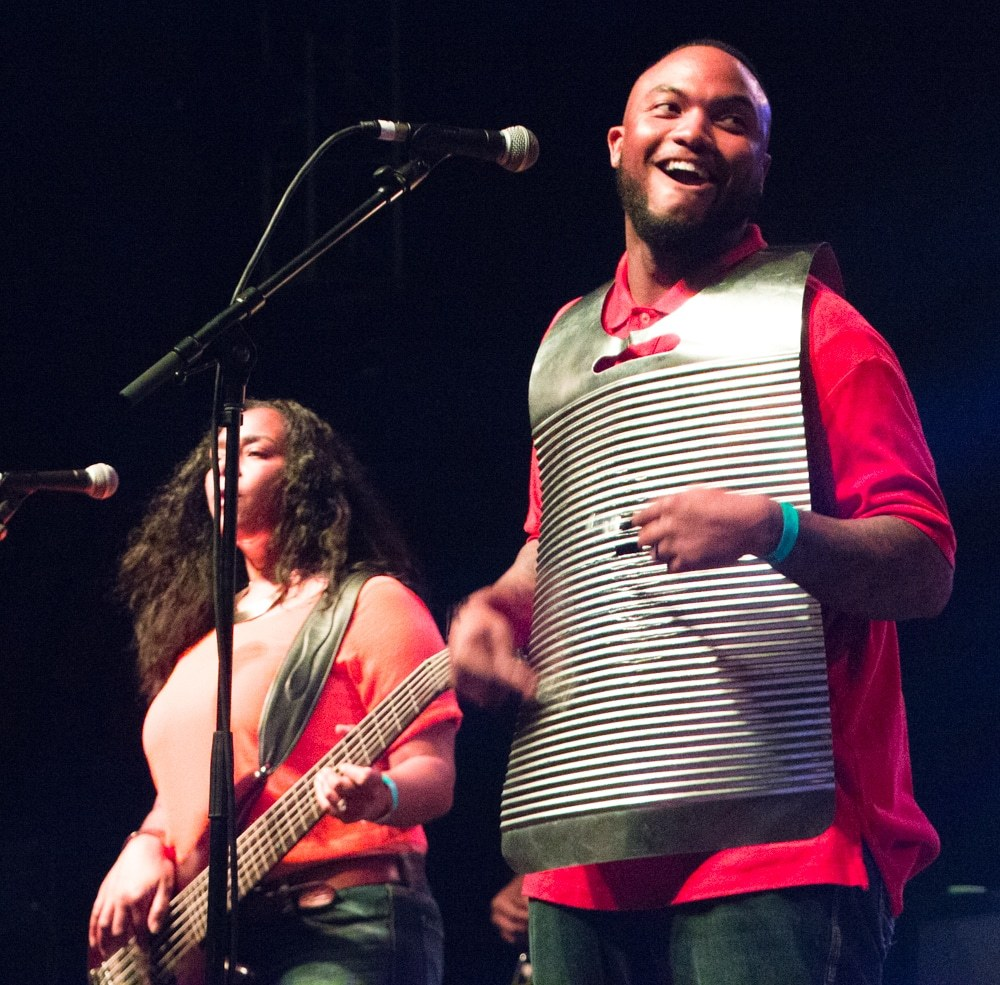 Keith Frank and The Soileau Zydeco Band rocked the house at the Marshland Festival in Lake Charles, Louisiana. Seven Fun Things to do in Lake Charles Louisiana