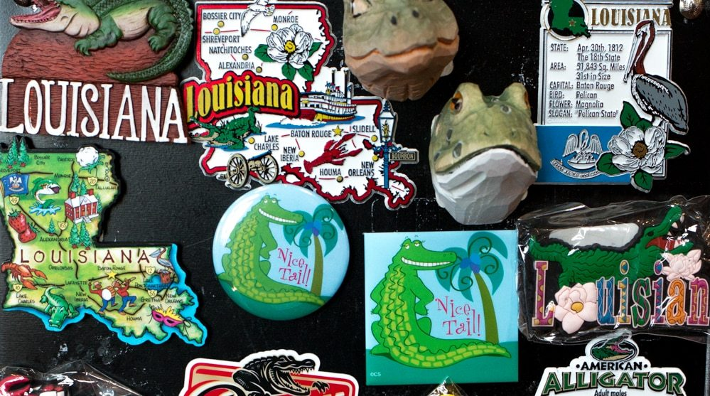 Lake Charles Magnets - 7 Fun Things to do in Lake Charles Louisiana