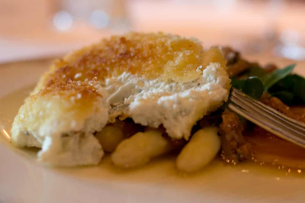 La Truffe Sauvage Chèvre Chaud What to Eat in Lake Charles Louisiana - A Lake Charles Food Guide