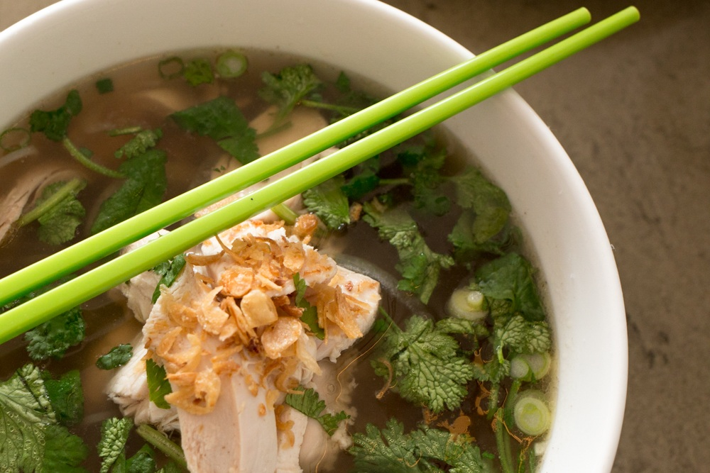 Chicken Pho at Stock Top 10 List 2015