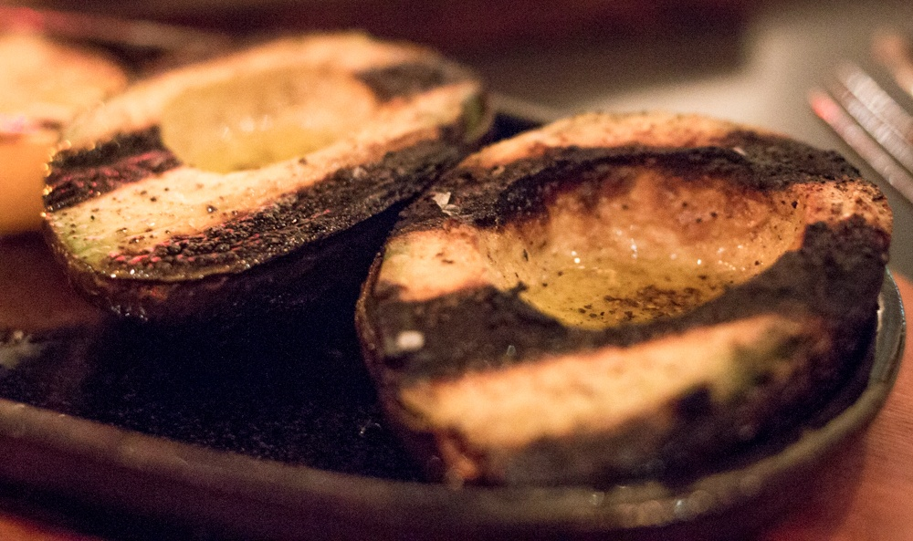Aguacate provides a fun, creamy, wood grilled take on avocados. Rural Society Washington DC - The Journey Begins!